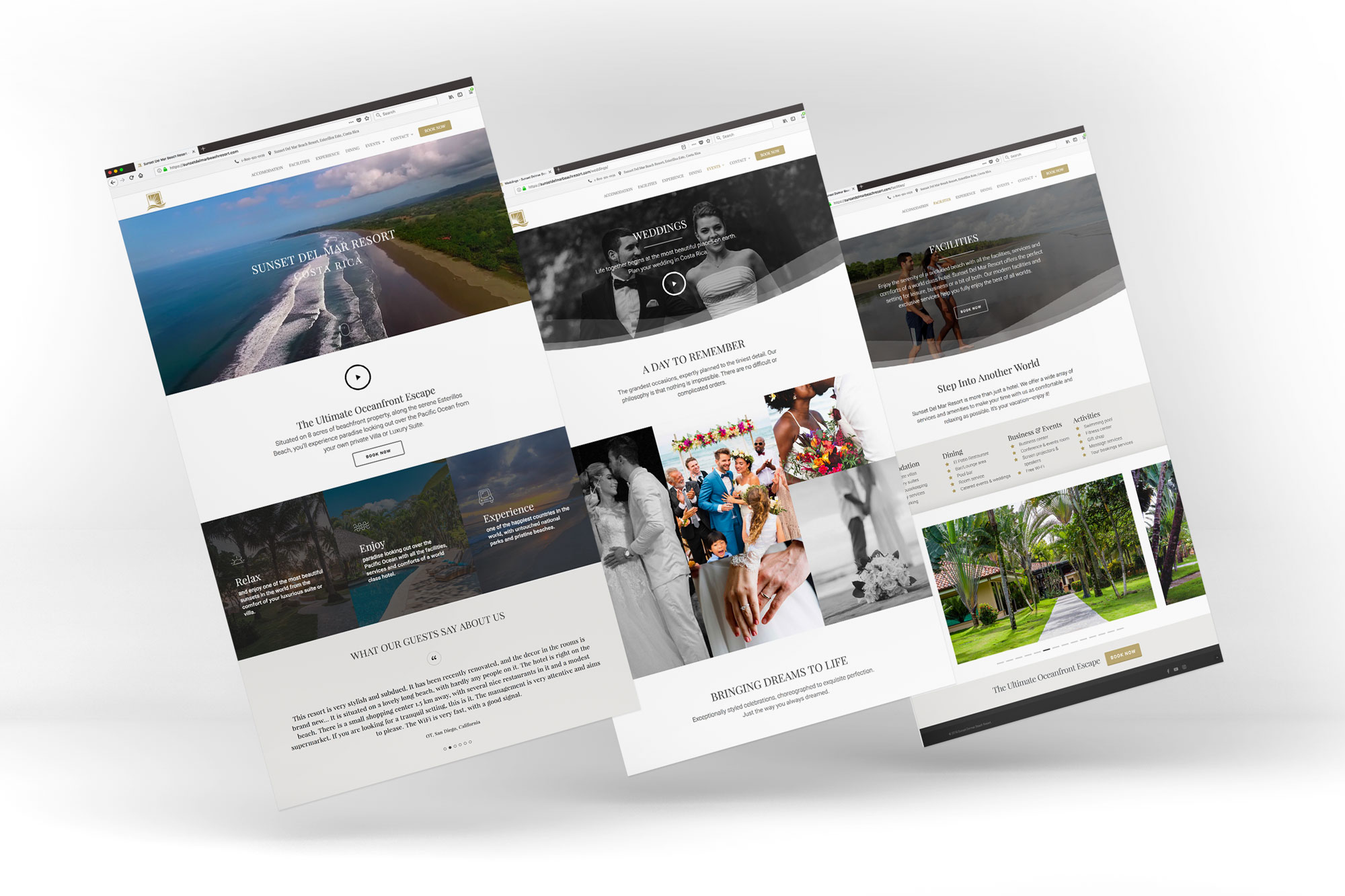 Feeliix Media :: WordPress Website Design