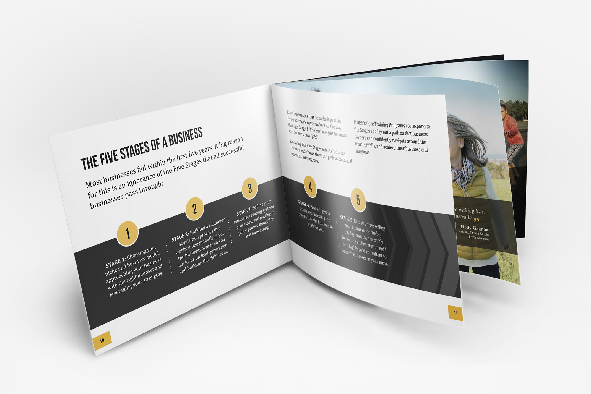 Feeliix Media :: Brochure Design
